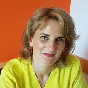 Dr. Mihaela Popescu, medic primar stomatologie