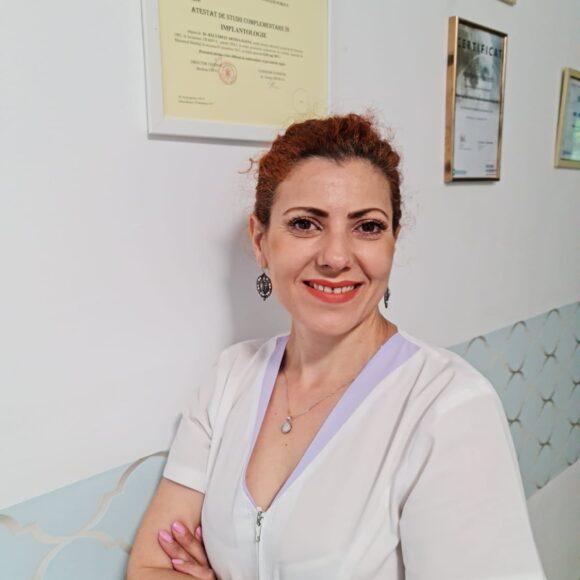 Mandescu Cornelia- asistent medical stomatologie